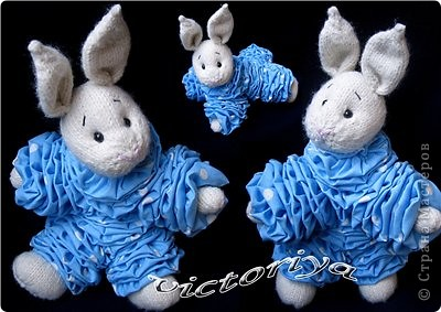 Зайчишка - мальчишка...