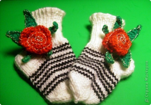 Пинетки и носочки фото 2