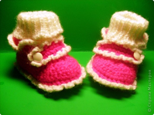 Пинетки и носочки фото 3