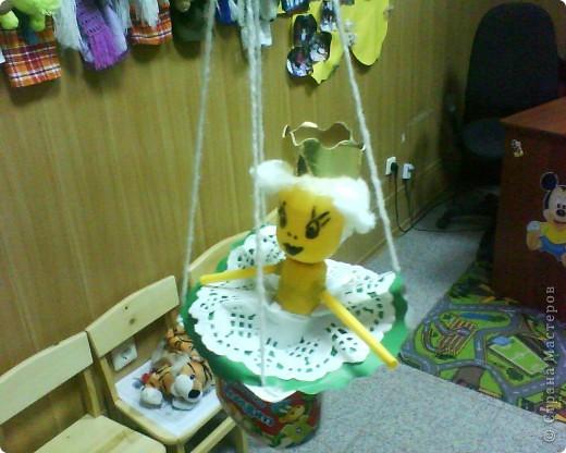 Принцессы на воздушном шаре, полетели, видимо, на поиски принцев))) фото 2