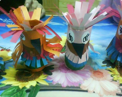 Невиданные попугаи фото 1