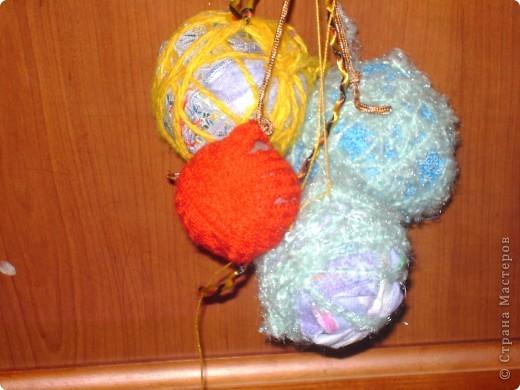 Мячики-шарики