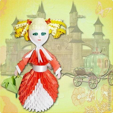 Куклы ЗИМА и ЛЕТО фото 3