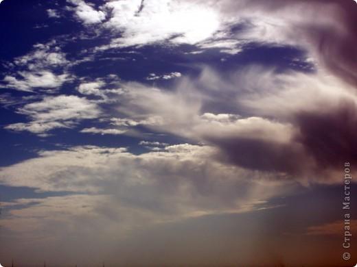 шикарное небо фото 2