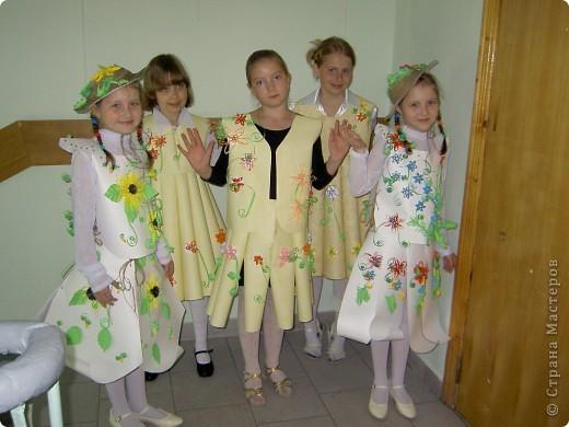 Девочки 2-го класса, сделали это волшебство. фото 2