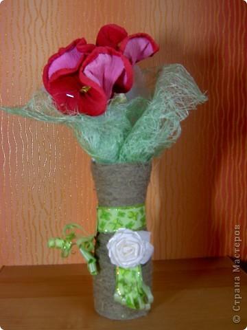 Лилии для мамы.