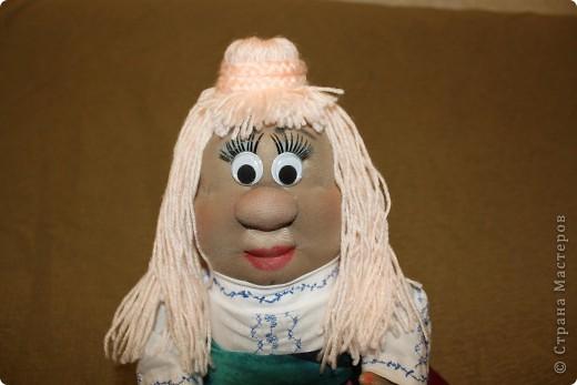 Кукла -Марфушка фото 1