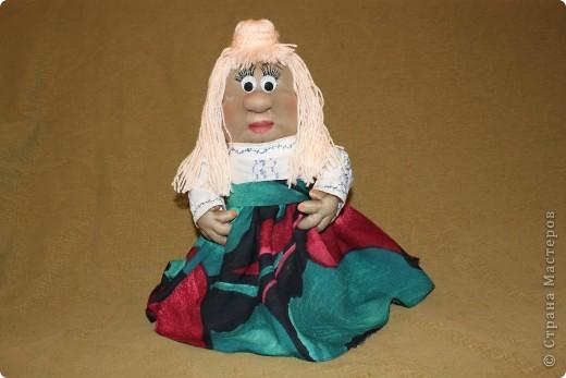 Кукла -Марфушка фото 2