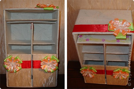 Шкафчик для дочки
