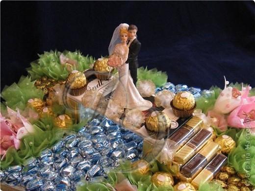 Тюльпаны с бутонами из органзы фото 6