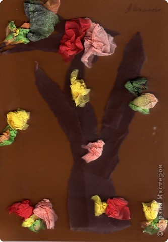 Осенние деревья фото 4