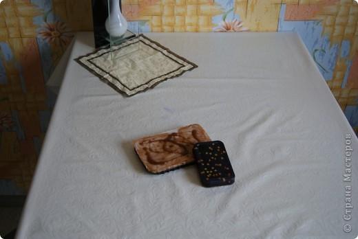 Мое первое мыло из основы :) фото 4