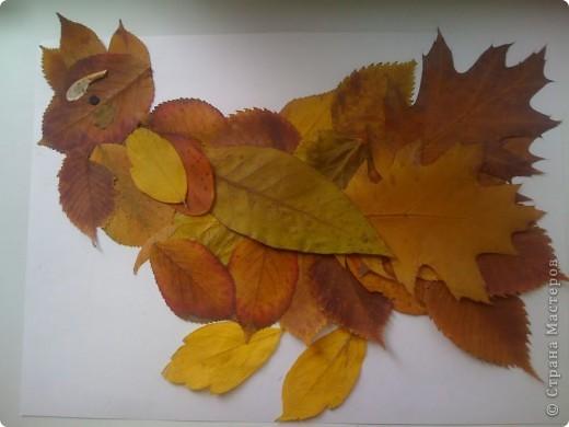 """Осенняя курица), а должен был получиться """"золотой петух"""""""