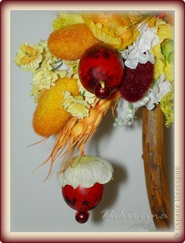 """Пасхальное дерево """"Рококо"""" фото 3"""
