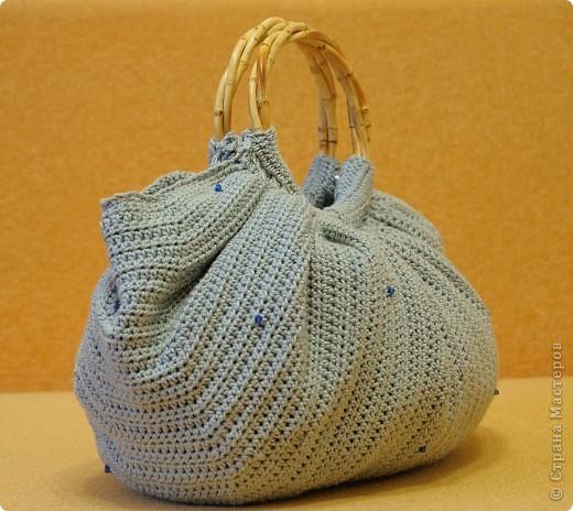 Вот такая сумочка у меня получилась))) Спасибо большое за мастер-класс Elena.ost фото 1