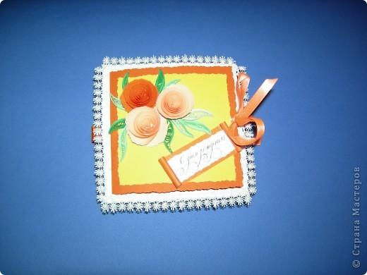 Коробочка в раскрытом виде с денежкой. фото 2