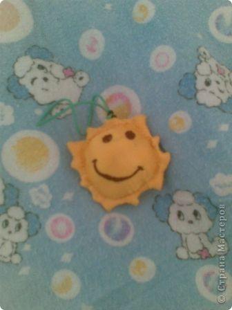 Вот такую игрушку я смастерила для своего сынишки.  фото 2