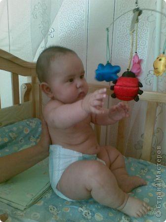 Вот такую игрушку я смастерила для своего сынишки.  фото 6