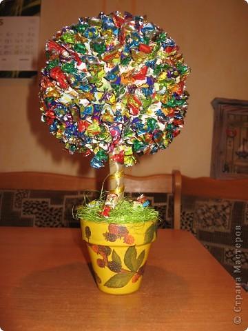 Конфетное дерево. фото 1