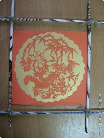 китайское искусство вырезания фото 1