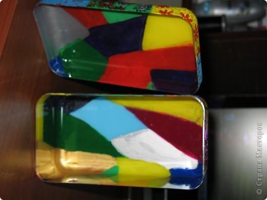 Коробка от Фереро Роше фото 7