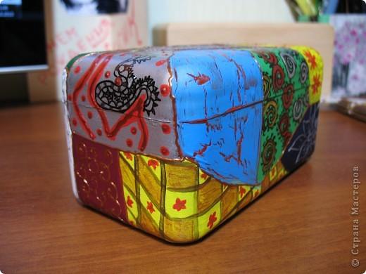 Коробка от Фереро Роше фото 3