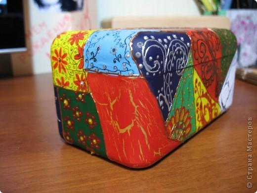 Коробка от Фереро Роше фото 5
