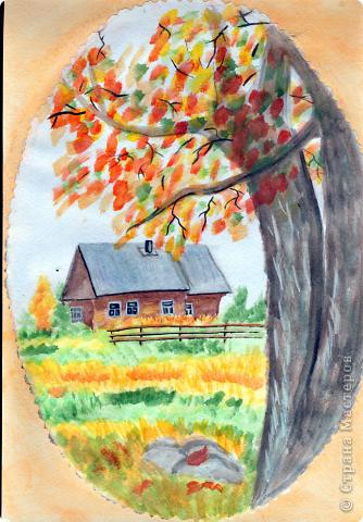 Домик в деревне фото 1