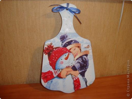 """""""Любимый снеговик"""". фото 1"""
