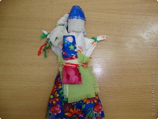 Куклы-столбушки фото 2