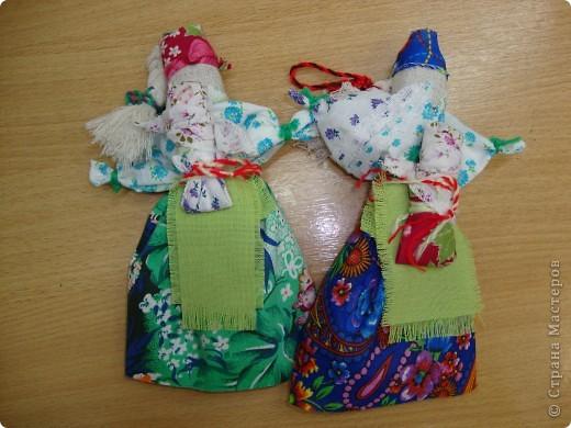Куклы-столбушки фото 3