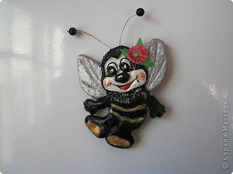Пчёлка+мини МК фото 1