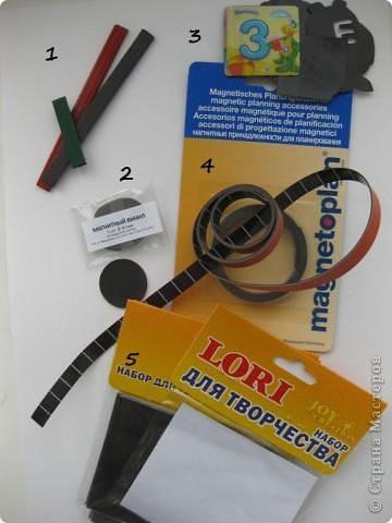 Я решила показать те варианты магнитов, которые мы используем в работе с детьми