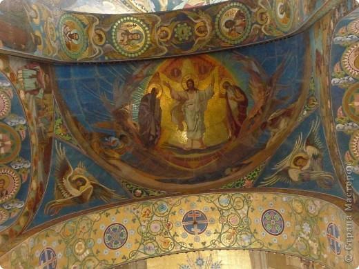 Храм Спаса-на-крови. фото 5