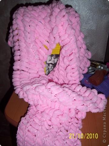 утепляемся шарфами фото 2
