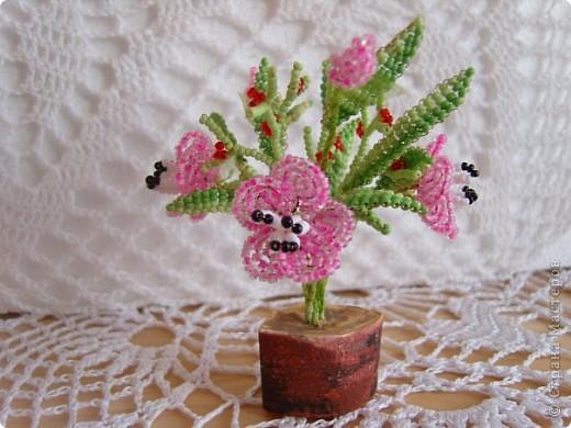 Розовый букет. фото 1