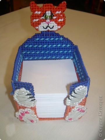 домик для карандашей фото 3