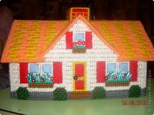 домик для карандашей фото 1