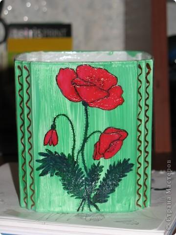 """Коробка в стиле """"Пэчворк"""" и ещё одна просто так фото 4"""
