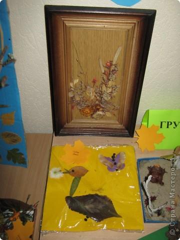 """утренник(оформление зала) и выставка """"Осень"""" фото 2"""