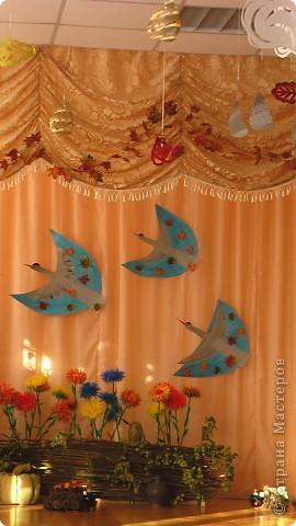 """утренник(оформление зала) и выставка """"Осень"""" фото 35"""
