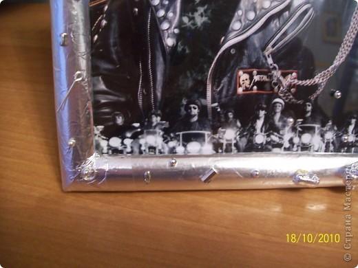 рамочка для байкера фото 2