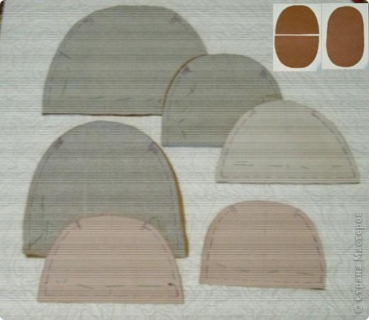 Эти простые и незатейливые сумочки из обрезков  мебельного флока выполняются очень быстро. фото 11