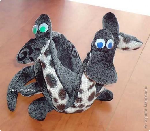 Работая с детьми и я нашила игрушек для своего Алешки... фото 2
