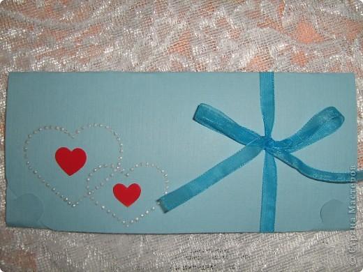 Свадебная открытка. фото 4