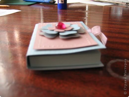 Мини-блокнотики. Подарила на девишнике  любимым подружкам. фото 13
