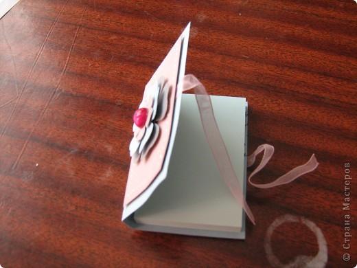 Мини-блокнотики. Подарила на девишнике  любимым подружкам. фото 14