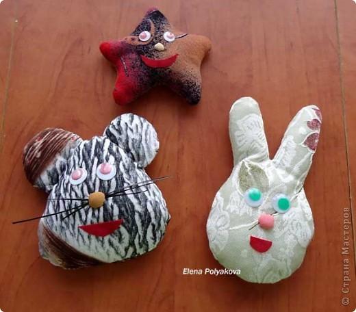 Работая с детьми и я нашила игрушек для своего Алешки... фото 3