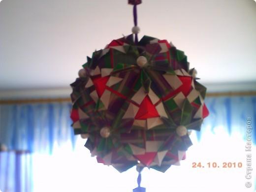 Только  недавно выложили МК по Рetal globe от Tomoko Fuse и сразу загорелось её сделать.За выходные дни пока мой сынулька спал, сделала эту красавицу. фото 2