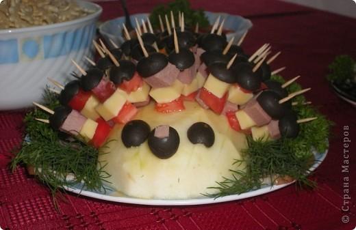 Подруга подарила несколько способов украшения блюд...Делюсь с вами фото 2
